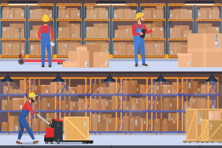 Warehouse Dispatching